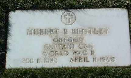 BENTLEY, HUBERT BOYD - Yavapai County, Arizona | HUBERT BOYD BENTLEY - Arizona Gravestone Photos