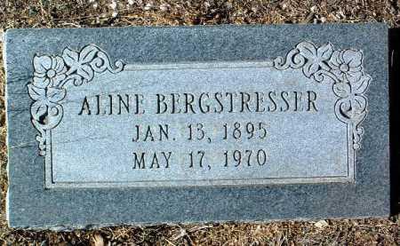 BERGSTRESSER, ALINE - Yavapai County, Arizona | ALINE BERGSTRESSER - Arizona Gravestone Photos