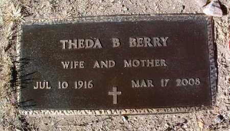 BERRY, THEDA BARA - Yavapai County, Arizona   THEDA BARA BERRY - Arizona Gravestone Photos