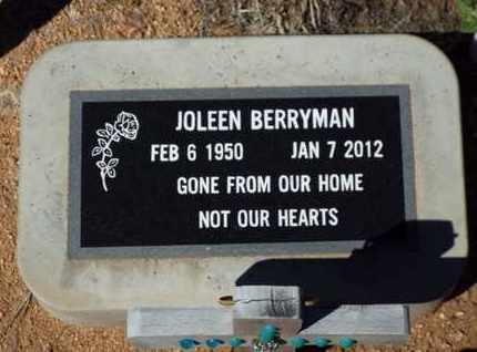 BERRYMAN, JOLEEN - Yavapai County, Arizona   JOLEEN BERRYMAN - Arizona Gravestone Photos