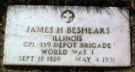 BESHEARS, JAMES H. - Yavapai County, Arizona   JAMES H. BESHEARS - Arizona Gravestone Photos