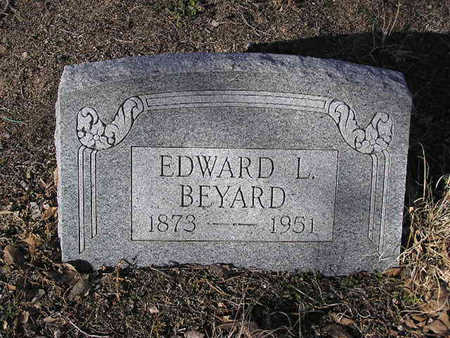 BEYARD, EDWARD LEE - Yavapai County, Arizona | EDWARD LEE BEYARD - Arizona Gravestone Photos
