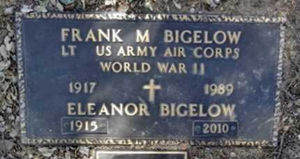 BIGELOW, FRANK MILLER - Yavapai County, Arizona | FRANK MILLER BIGELOW - Arizona Gravestone Photos