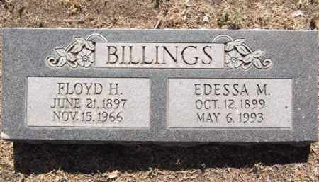 BILLINGS, EDESSA MARY - Yavapai County, Arizona | EDESSA MARY BILLINGS - Arizona Gravestone Photos