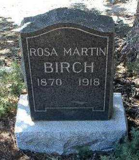 MARTIN, ROSA - Yavapai County, Arizona | ROSA MARTIN - Arizona Gravestone Photos
