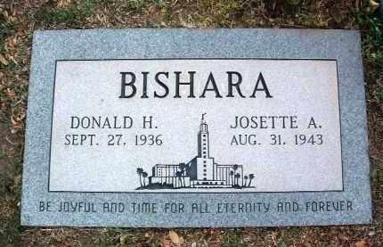 BISHARA, JOSETTE A. - Yavapai County, Arizona | JOSETTE A. BISHARA - Arizona Gravestone Photos