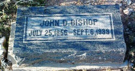 BISHOP, JOHN DAVID - Yavapai County, Arizona | JOHN DAVID BISHOP - Arizona Gravestone Photos