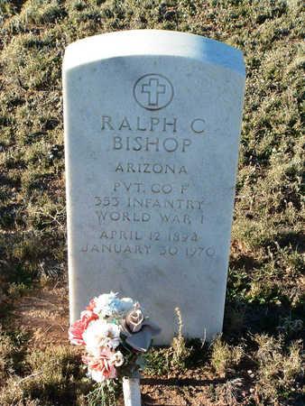 BISHOP, RALPH CECIL - Yavapai County, Arizona | RALPH CECIL BISHOP - Arizona Gravestone Photos