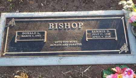 BISHOP, SAMMIE DARLENE - Yavapai County, Arizona   SAMMIE DARLENE BISHOP - Arizona Gravestone Photos