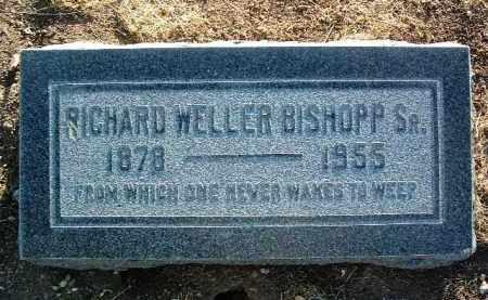BISHOPP, RICHARD WELLER - Yavapai County, Arizona   RICHARD WELLER BISHOPP - Arizona Gravestone Photos