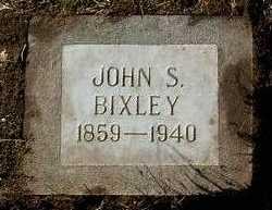 BIXLEY, JOHN SAMUEL - Yavapai County, Arizona | JOHN SAMUEL BIXLEY - Arizona Gravestone Photos