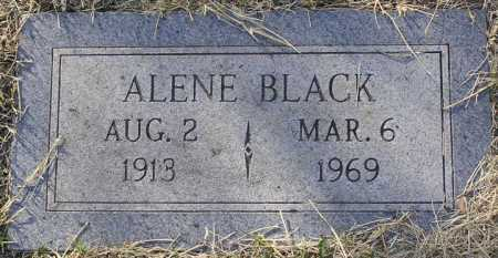 BLACK, ALENE H. - Yavapai County, Arizona | ALENE H. BLACK - Arizona Gravestone Photos