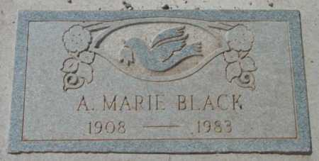 BLACK, ALTA MARIE - Yavapai County, Arizona | ALTA MARIE BLACK - Arizona Gravestone Photos