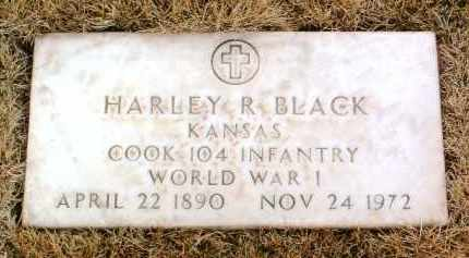 BLACK, HARLEY RANKIN - Yavapai County, Arizona | HARLEY RANKIN BLACK - Arizona Gravestone Photos