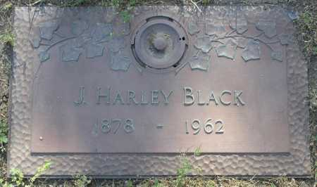 BLACK, J. HARLEY - Yavapai County, Arizona | J. HARLEY BLACK - Arizona Gravestone Photos