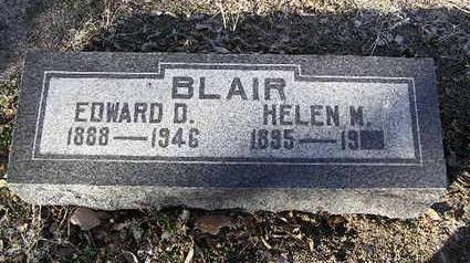 ACKERMAN BLAIR, HELEN M. - Yavapai County, Arizona   HELEN M. ACKERMAN BLAIR - Arizona Gravestone Photos