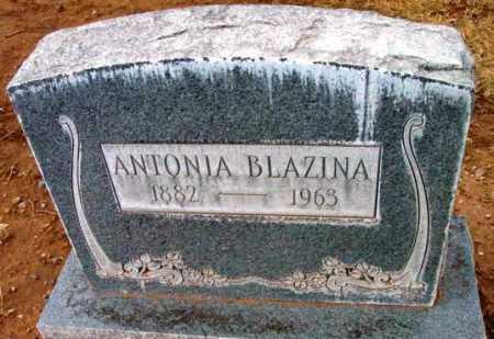 MIHALOVICH BLAZINA, A. - Yavapai County, Arizona | A. MIHALOVICH BLAZINA - Arizona Gravestone Photos