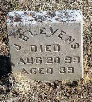 BLEVENS, ANDREW J. - Yavapai County, Arizona | ANDREW J. BLEVENS - Arizona Gravestone Photos