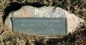 BLISS, JOSEPHINE HAYES - Yavapai County, Arizona | JOSEPHINE HAYES BLISS - Arizona Gravestone Photos