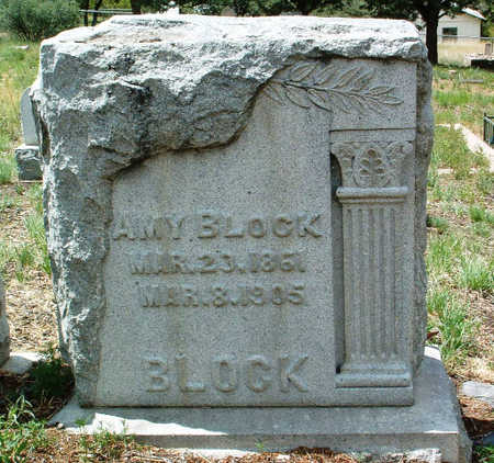 BLOCK, AMY MIRANDA - Yavapai County, Arizona | AMY MIRANDA BLOCK - Arizona Gravestone Photos