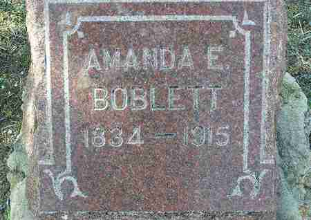 BOBLETT, AMANDA ELLEN - Yavapai County, Arizona | AMANDA ELLEN BOBLETT - Arizona Gravestone Photos