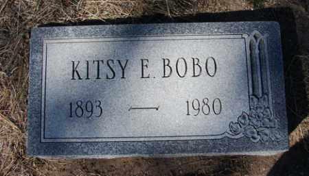 BOBO, KITSY ELLEN - Yavapai County, Arizona   KITSY ELLEN BOBO - Arizona Gravestone Photos