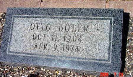 BOLER, WILLIAM OTTO, SR. - Yavapai County, Arizona | WILLIAM OTTO, SR. BOLER - Arizona Gravestone Photos