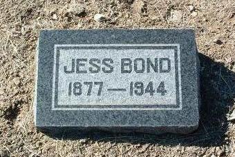 BOND, JESS NEWTON - Yavapai County, Arizona | JESS NEWTON BOND - Arizona Gravestone Photos