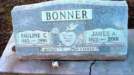 BONNER, JAMES ALEXANDER - Yavapai County, Arizona | JAMES ALEXANDER BONNER - Arizona Gravestone Photos