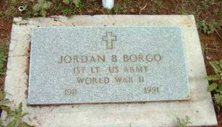 BORGO, JORDAN BRUNO - Yavapai County, Arizona | JORDAN BRUNO BORGO - Arizona Gravestone Photos