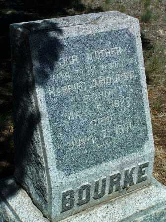 BOURKE, HARRIETT A. - Yavapai County, Arizona | HARRIETT A. BOURKE - Arizona Gravestone Photos