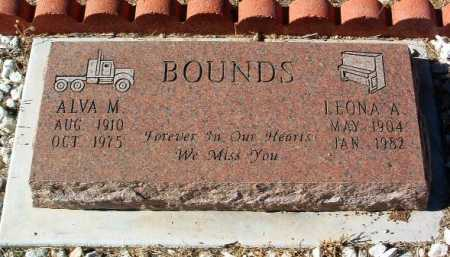 SMITH BOUNDS, LEONA A. - Yavapai County, Arizona | LEONA A. SMITH BOUNDS - Arizona Gravestone Photos