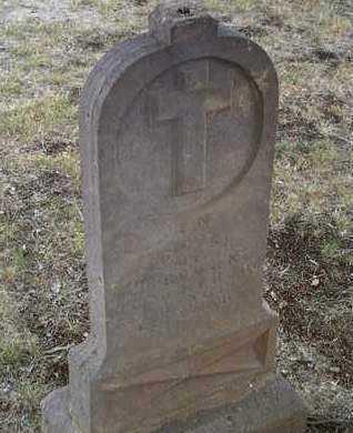 BOURKE, JOHN P. - Yavapai County, Arizona   JOHN P. BOURKE - Arizona Gravestone Photos