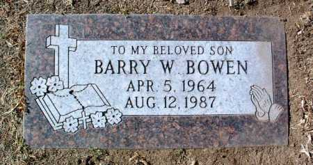 BOWEN, BARRY WAYNE - Yavapai County, Arizona | BARRY WAYNE BOWEN - Arizona Gravestone Photos
