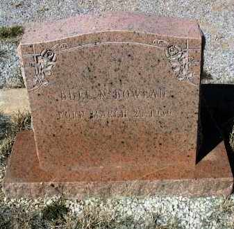 BOWLAN, BUEL N. - Yavapai County, Arizona | BUEL N. BOWLAN - Arizona Gravestone Photos