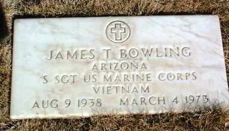 BOWLING, JAMES THOMAS - Yavapai County, Arizona | JAMES THOMAS BOWLING - Arizona Gravestone Photos