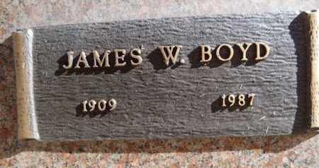 BOYD, JAMES WOOD - Yavapai County, Arizona | JAMES WOOD BOYD - Arizona Gravestone Photos