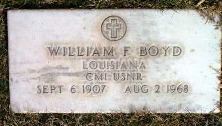 BOYD, WILLIAM F. - Yavapai County, Arizona | WILLIAM F. BOYD - Arizona Gravestone Photos