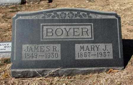 BOYER, JAMES ROBERT - Yavapai County, Arizona   JAMES ROBERT BOYER - Arizona Gravestone Photos