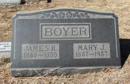 BOYER, MARY JANE - Yavapai County, Arizona | MARY JANE BOYER - Arizona Gravestone Photos