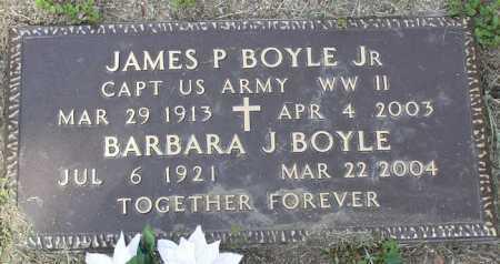 BOYLE, BARBARA J. - Yavapai County, Arizona | BARBARA J. BOYLE - Arizona Gravestone Photos