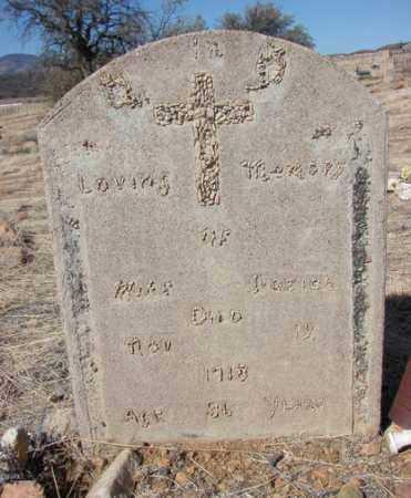 BOZICH, MIKE - Yavapai County, Arizona | MIKE BOZICH - Arizona Gravestone Photos