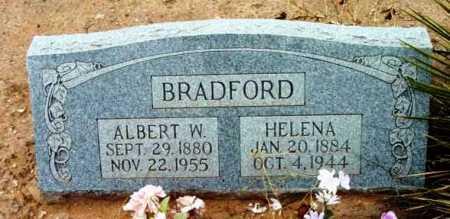 BRADFORD, HELENA - Yavapai County, Arizona | HELENA BRADFORD - Arizona Gravestone Photos