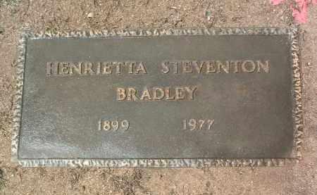 BRADLEY, HENRIETTA - Yavapai County, Arizona | HENRIETTA BRADLEY - Arizona Gravestone Photos