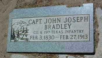 BRADLEY, JOHN JOSEPH - Yavapai County, Arizona | JOHN JOSEPH BRADLEY - Arizona Gravestone Photos