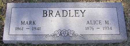 BRADLEY, MARK - Yavapai County, Arizona | MARK BRADLEY - Arizona Gravestone Photos
