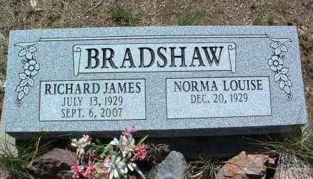 BRADSHAW, NORMA LOUISE - Yavapai County, Arizona | NORMA LOUISE BRADSHAW - Arizona Gravestone Photos