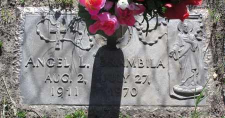 BRAMBILA, ANGEL L. - Yavapai County, Arizona | ANGEL L. BRAMBILA - Arizona Gravestone Photos