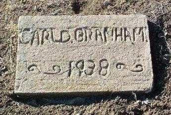 BRANHAM, CARL DONALD - Yavapai County, Arizona | CARL DONALD BRANHAM - Arizona Gravestone Photos