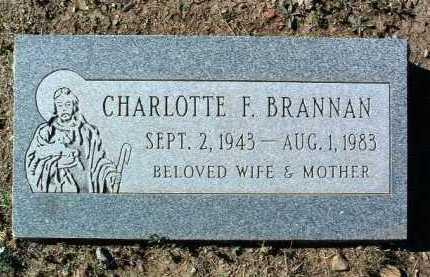 BRANNAN, CHARLOTTE FAY - Yavapai County, Arizona   CHARLOTTE FAY BRANNAN - Arizona Gravestone Photos
